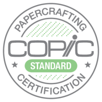 Copic Papercrafting Certification Standard